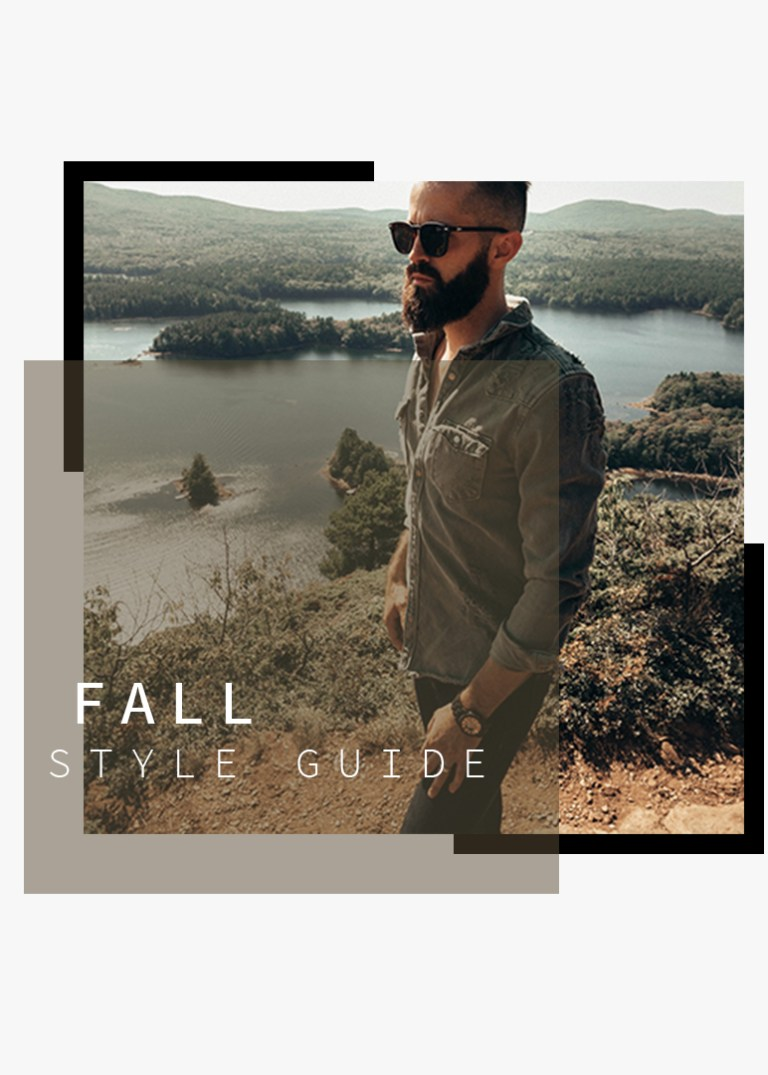 Men's style guide fall 2018