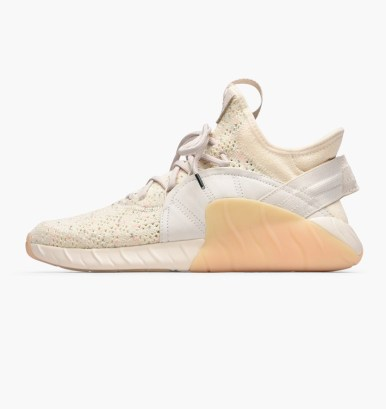 adidas tubular cream white shoes