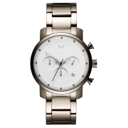 CHRONO 40MM SERIES - 40 MM WHITE TITANIUM