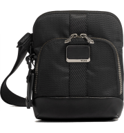 Alpha Bravo Barksdale Black Crossbody Bag