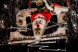 TAG Heuer Limited Edition Timepiece honoring Argentinian racing legend Juan Manuel Fangio artwork