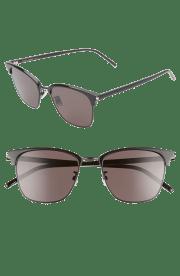 men's st laurent clubmaster sunglasses