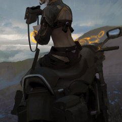 We Are Mercenary: Bike Recon