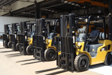 Main image of blog titled Where Can You Find the Best Forklifts in Denver?