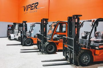 Main image of blog titled Why You Should Purchase Viper Forklifts From a Reliable Direct US Dealer