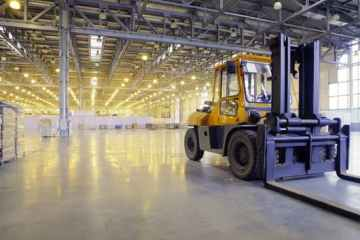 "Main Image for the blog titled ""How a Forklift Can Help Improve Warehouse Management"" by Forklift Select"