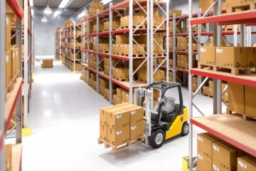 "featured image of the blog titled ""What are the Ways to Maintain Safe Forklift Use?"""