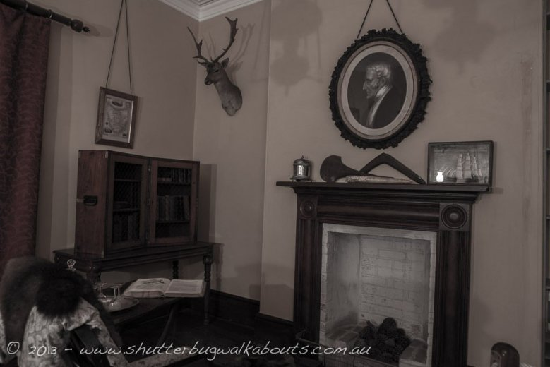 Fireplace-Commandants house-Port Arthur-- courtesy of Shutterbug Walkabouts