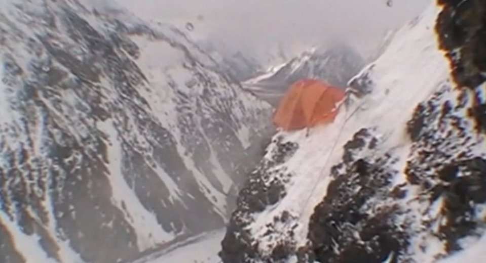 K2- Siren of the Himalayas- Still from Film Trailer- by Dave Ohlson-Ursus Films 05