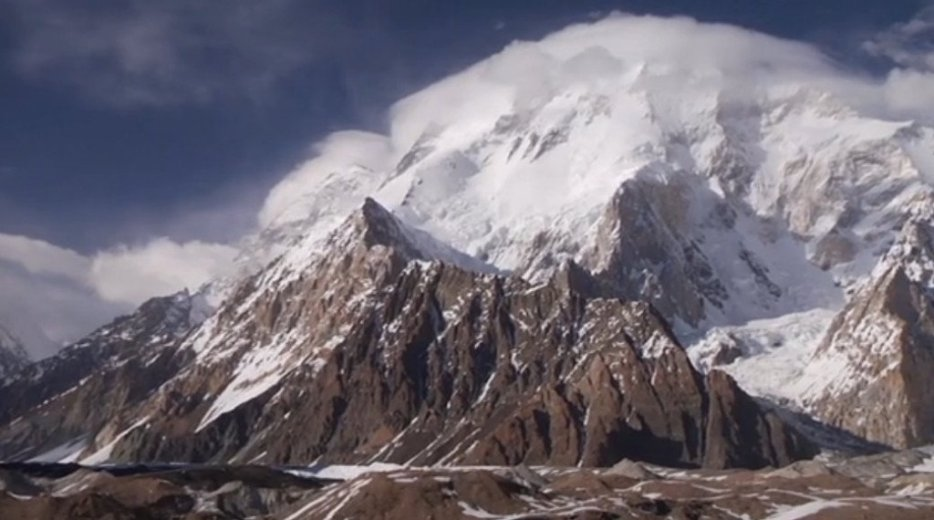K2- Siren of the Himalayas- Still from Film Trailer- by Dave Ohlson-Ursus Films 13