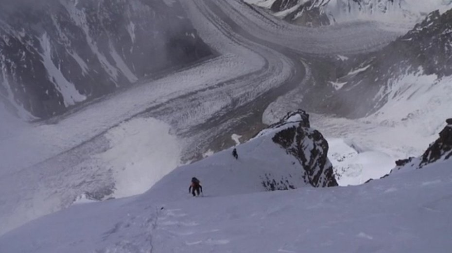 K2- Siren of the Himalayas- Still from Film Trailer- by Dave Ohlson-Ursus Films 18
