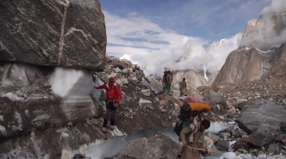 K2- Siren of the Himalayas- Still from Film Trailer- by Dave Ohlson-Ursus Films 20