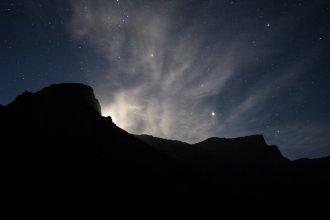 Moon behind Mt Eliza- by Nick Fitzgerald - 008