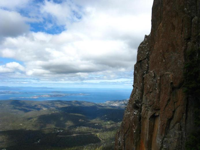 Climbing in Tasmania 127 - by Paul Monigatti