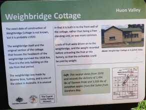 Weighbridge Cottage Cygnet- Huon Valley Apples - Images Via Beth Hall