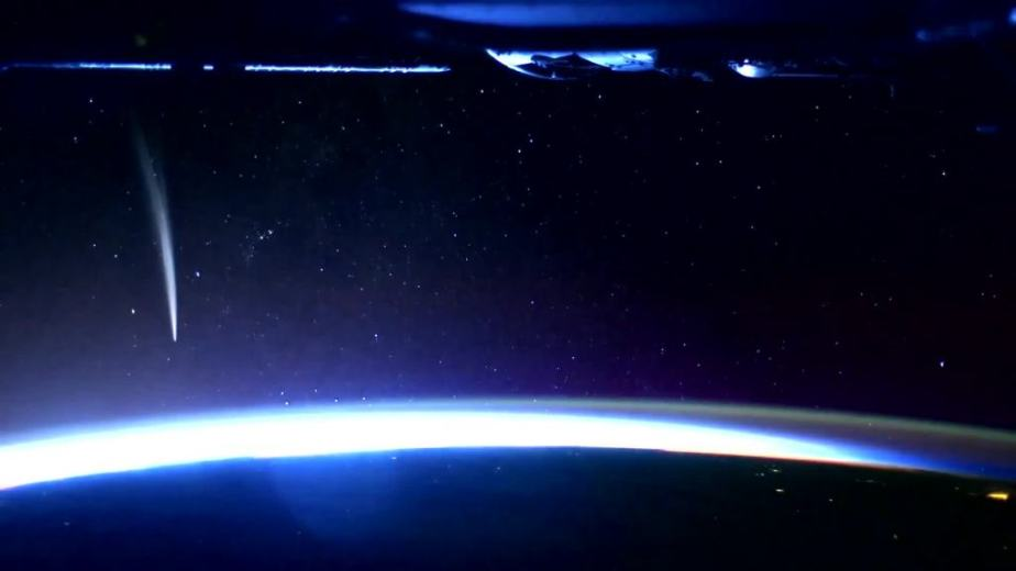 Orbit Timelapse - Intl Space Station - compiled by Selmes Films via NASA - 24