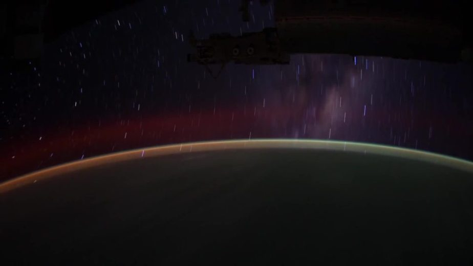 Orbit Timelapse - Intl Space Station - compiled by Selmes Films via NASA - 46