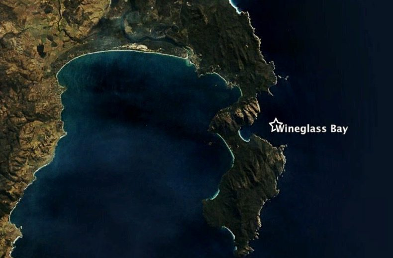 An Island of Isthmuses - Satellite Imagery via Mapbox_06.20