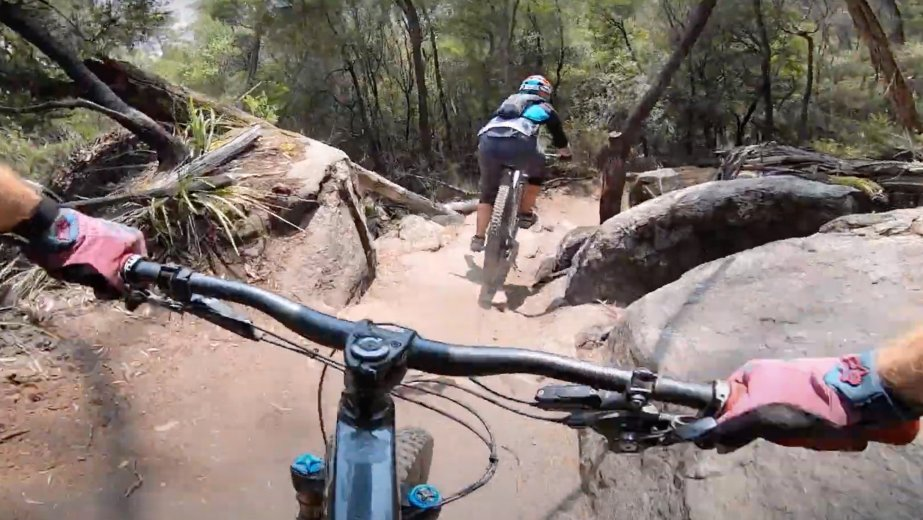 Mountain Biking Through the Goblin Forest -by Tracks Less Travelled - 16.00.30