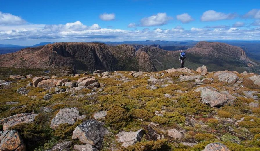 Scouting the terrain ahead- by Becca Lunnon_Rock Monkey Adventures