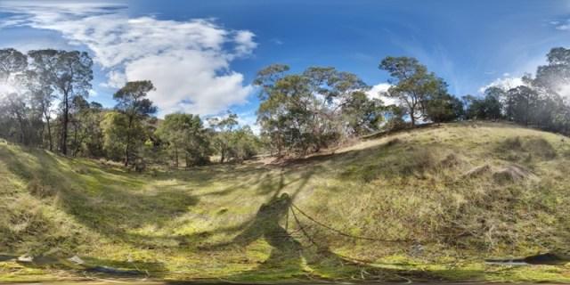 Coal River Tier Study Site 09 Wattle Woodland