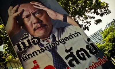 Elections MP Thailand