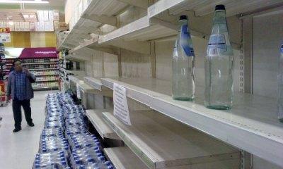 Water shortage in Bangkok