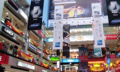 Shopping Mall India