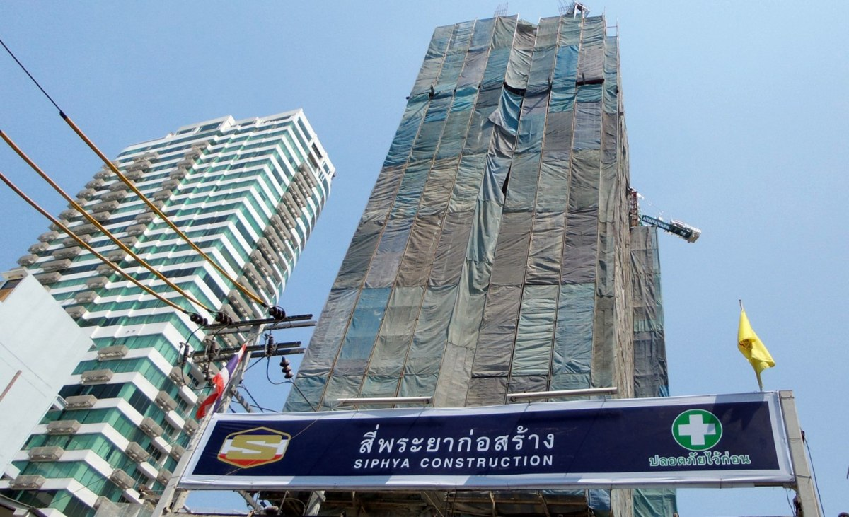 Almost 500,000 units for sale in Bangkok (Government Housing Bank)