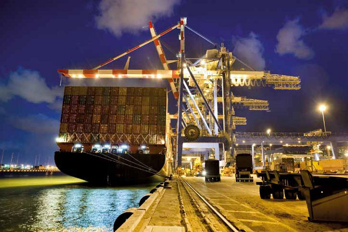 Thailand's export growth expected to drop to 0.5-1%