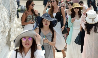Tourists number projection remains at 40 million