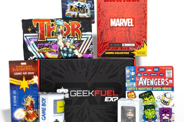 Geeky Merchandise