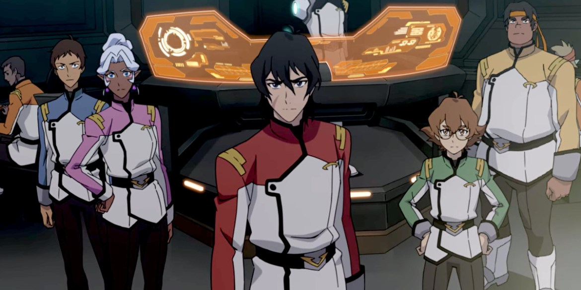 Fanfic Friday: 10 Voltron Fic Recs! - The Daily Fandom