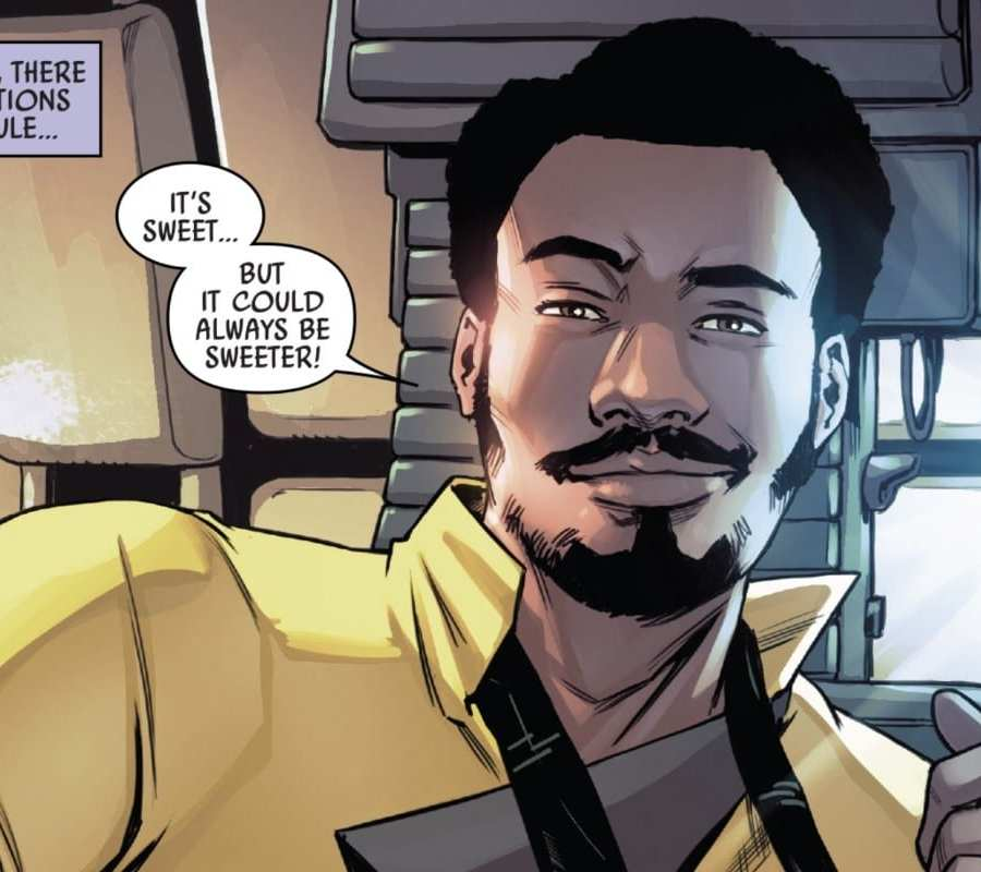 Star Wars: Lando - Double or Nothing #1