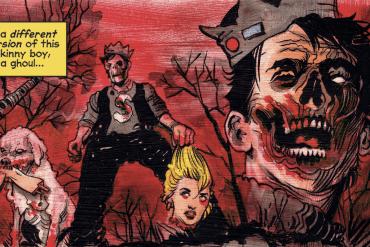 Spooky Comics