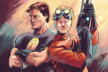 Dr. Horrible: Best Friends Forever #0