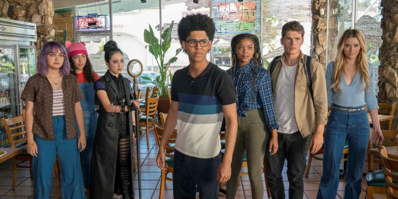 Marvel's Runaways Season 2