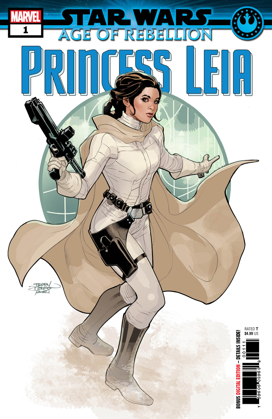 Star Wars: Age of Rebellion - Princess Leia