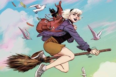 Get Spellbound With Sabrina The Teenage Witch #1 3
