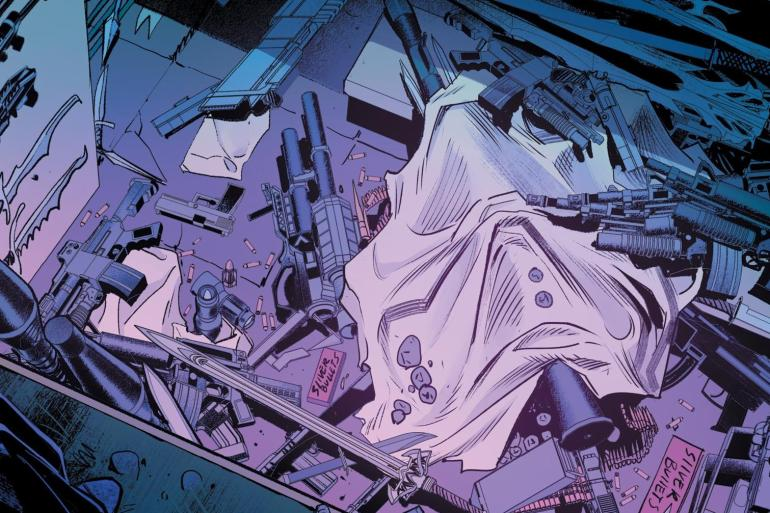 ONCE & FUTURE #1 Preview
