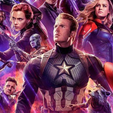 the surviving Avengers post-Infinity War...well, assemble