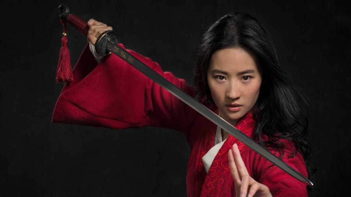 Mulan in the live-action, fandom created, Disney film coming soon.