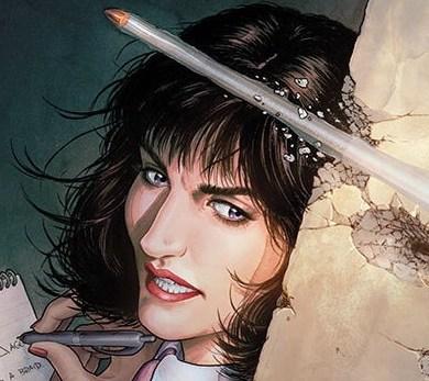 Lois Lane #2 variant cover by Nicola Scott
