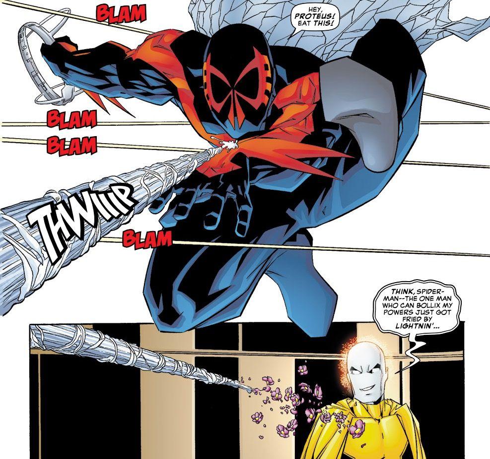 Miguel O'Hara, Spider-Man 2099 Latinx Superheroes