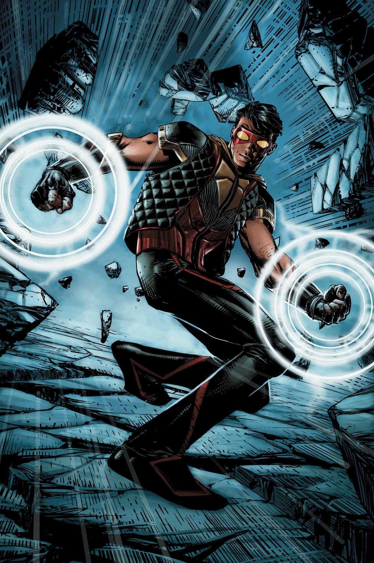 Latinx Superheroes: Cisco in the DC Universe.