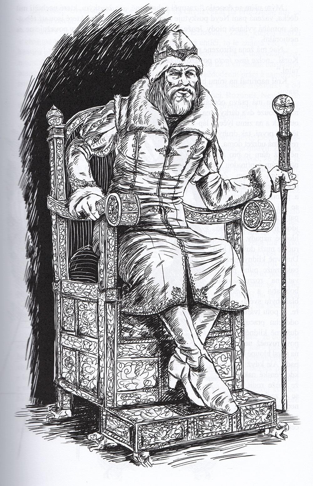 King Belohun of Kerack