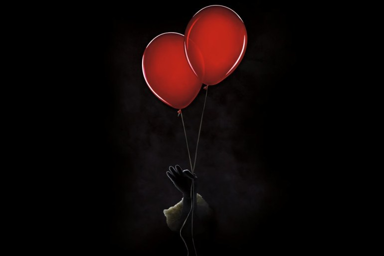 The promotional photo for IT.