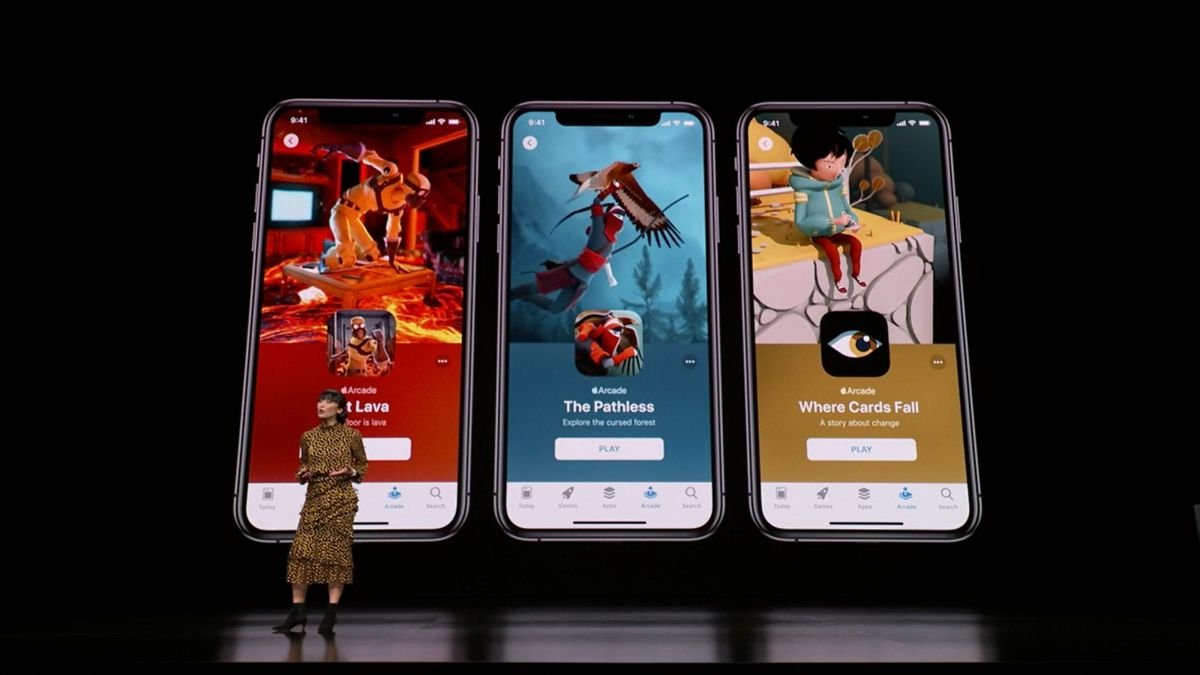 The Apple Convention, September Event 2019. Introducing Apple Arcade...
