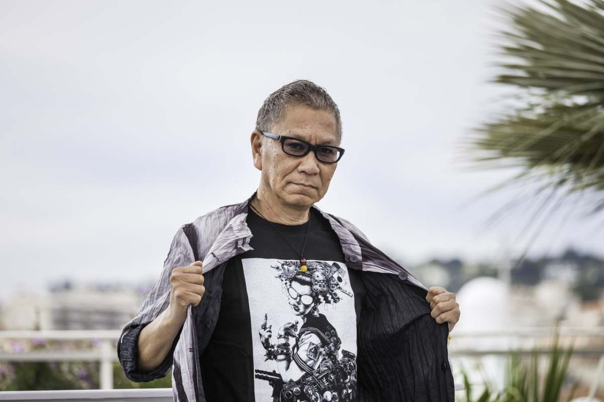 Takashi Miike biography picture.