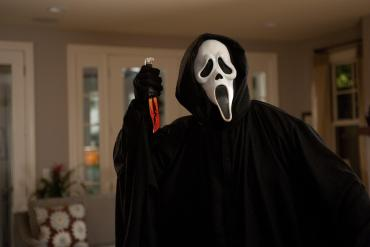 Scream's Ghostface